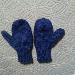 Other - Alpaca infant size mittens